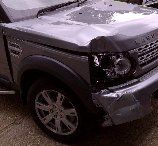 Gigglepin Land Rover Accident And Repair Servicing In Kent